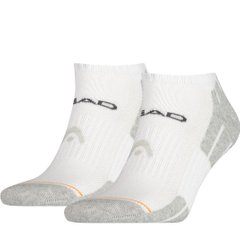 Носки Head Performance Sneaker 2-pack white/gray — 741017001-300, 35-38, 8713537918411